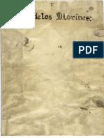 Trata de Los Alhorines. (1482)