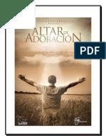 Altar de Adoración - Ministerios Ebenezer - Cifrados