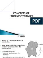 Gas Thermodynamics