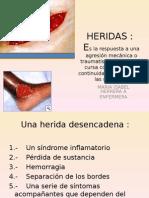 1.-HERIDAS y Cicatrizacion
