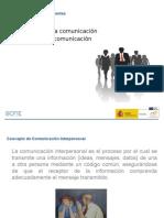El Proceso de Comunicacion