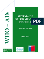 Who Aims Report Chile