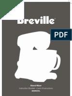 Breville BEM800XL Manual