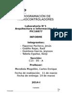 lab1-Arquitectura PIC16F877
