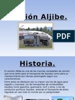 Camion Aljibe