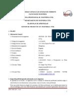 Spa - Gestion de Proyectos - 2015-V10