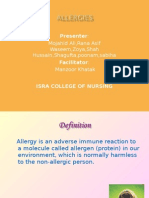 allergy presentation ppt.ppt