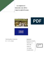 An Assignment on Dubai Debt Crisis 2009