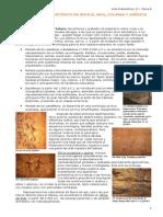 Apuntes Tema 8 Arte prehistórico