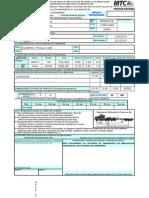 Permiso f2l-823 Con b3g-981 Cargador