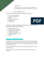 Periodoncia Enfermedad Periodontal