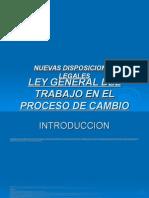 Ley General Del Trabajo