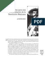 Apuntes para una interpretación de la revolución mexicana