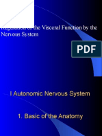 Chapter 33 - Regulation of the Visceral Function by the Nervous System