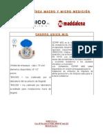 Catálogo Maddalena