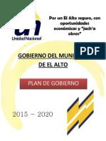 Programa UN Soledad Chapeton