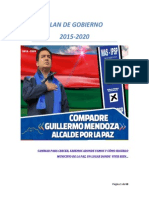 Programa MAS Guillermo Mendoza