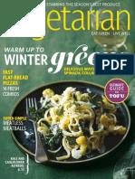 Vegetarian Times - February 2015 USA