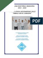 Programa UCS Roberto Fernandez