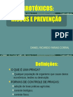 AGROTOXICOS+RISCOS+E+PREVENÇÃO