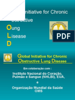 GOLD - Global initiative for Obstructive Lung Disease
