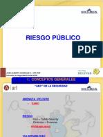 Riesgo Público