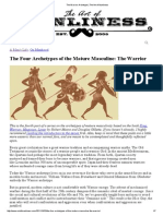 The Warrior Archetype _ the Art of Manliness