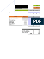 Planilla de Proyecto Tambo Verde II LIDER
