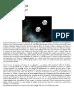 ¿Tuvo La Tierra Dos Lunas « Maestroviejo's Blog