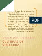 CULTURAS DE VERACRUZ