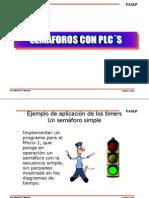 Programación semáforos