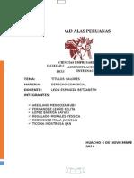 Derecho Comercial UAP