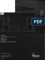 The Cornell Journal of Architecture - 01_Issue
