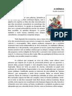 A Cronica - Rivaldo Cavalcante