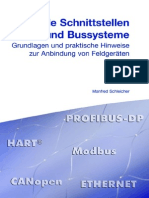 Digitale Schnittstellen und Bussysteme