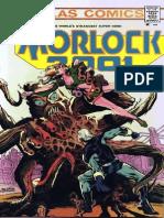Morlock 2001 01 Vol 1
