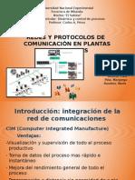 Protocolos Industriales y Sistema Profibus