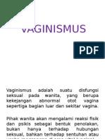 ppt VAGINISMUS
