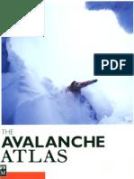 Atlas de Las Avalanchas (Clasificación Internacional Ilustrada). en 5 Idiomas