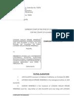 McMath Complaint - Final (1)