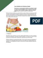 Alimentos Saludables Que Te Mantienen Delgada
