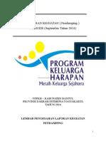laporan PKH