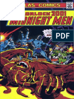 Morlock 2001 and the Midnight Men 03 Vol 1