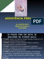 aula 12    Assistencia Pré-Natal