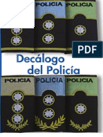 Decalogo Policia