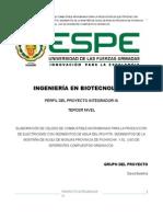 Proyecto i a (Celda de Combustibles Microbiana)