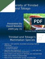 biodiversity lecture boodoo