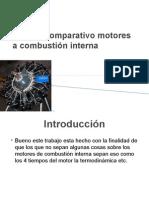 Cuadro Comparativo Motores a Combustión Interna