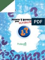 Preguntas y Respuestas Sobre Sexualidad