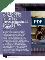 La Medicina Social en America